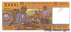 10000 Francs - 2000 Ariary MADAGASCAR  1994 P.79b pr.NEUF
