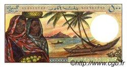 500 Francs COMORES  1976 P.07a NEUF