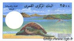 2500 Francs COMORES  1997 P.13 pr.NEUF