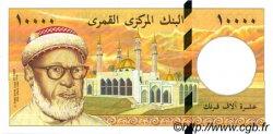 10000 Francs COMORES  1997 P.14 pr.NEUF
