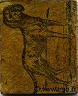 5 Centimes COMORES  1916 P.-- SUP