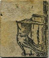 50 Centimes COMORES  1916 P.-- SUP