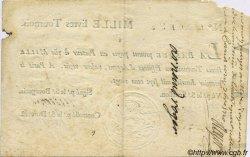 1000 Livres Tournois typographié FRANCE  1720 Laf.091 TB+