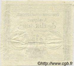 10 Sous FRANCE  1792 Laf.159 SUP+