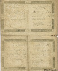 125 Livres FRANCE  1793 Laf.169 TTB