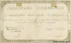 250 Livres FRANCE  1793 Laf.170 TTB+
