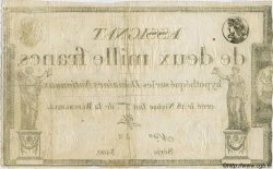 2000 Francs FRANCE  1795 Laf.176 TTB+