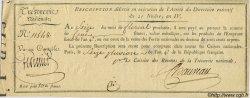5 Francs FRANCE  1796 Laf.192 SUP
