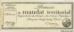 25 Francs FRANCE  1796 Laf.196 SUP
