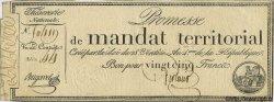 25 Francs FRANCE  1796 Laf.200 SPL