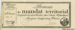25 Francs FRANCE  1796 Laf.200 pr.NEUF