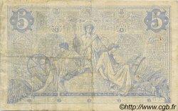 5 Francs NOIR FRANCE  1873 F.01.16 pr.TTB