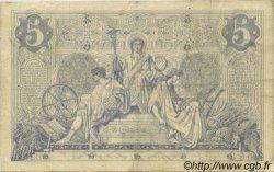 5 Francs NOIR FRANCE  1873 F.01.24 TB