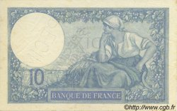 10 Francs MINERVE FRANCE  1926 F.06.00 SPL