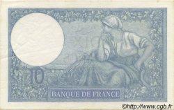 10 Francs MINERVE FRANCE  1936 F.06.17 SUP+