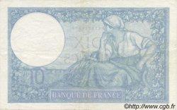 10 Francs MINERVE modifié FRANCE  1940 F.07.24 SUP+