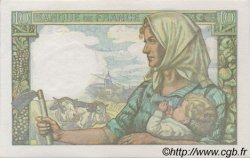 10 Francs MINEUR FRANCE  1942 F.08.05