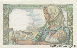10 Francs MINEUR FRANCE  1943 F.08.07 pr.NEUF