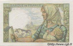 10 Francs MINEUR FRANCE  1949 F.08.22a SPL