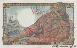20 Francs PÊCHEUR FRANCE  1943 F.13.07 NEUF