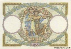 50 Francs LUC OLIVIER MERSON FRANCE  1929 F.15.03 SUP à SPL
