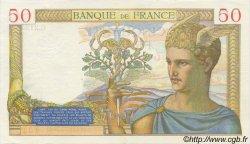 50 Francs CÉRÈS FRANCE  1935 F.17.12 SUP+