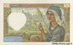 50 Francs Jacques CŒUR FRANCE  1941 F.19.05 SUP
