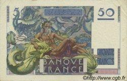 50 Francs LE VERRIER FRANCE  1946 F.20.01 SUP