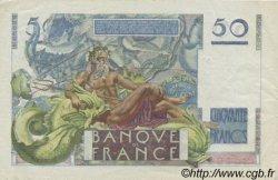 50 Francs LE VERRIER FRANCE  1950 F.20.16 SUP