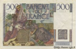 500 Francs CHATEAUBRIAND FRANCE  1948 F.34.09 SUP