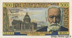 500 Francs VICTOR HUGO FRANCE  1958 F.35.09 SUP
