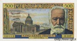 500 Francs VICTOR HUGO FRANCE  1958 F.35.11 SPL