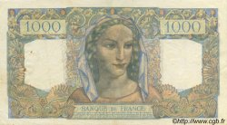 1000 Francs MINERVE ET HERCULE FRANCE  1945 F.41.03 SUP