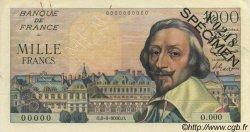 1000 Francs RICHELIEU FRANCE  1953 F.42.00s1 SUP+