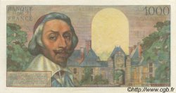 1000 Francs RICHELIEU FRANCE  1955 F.42.17 SUP+