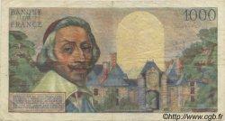 1000 Francs RICHELIEU FRANCE  1956 F.42.21 pr.TTB