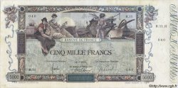 5000 Francs FLAMENG FRANCE  1918 F.43.01 pr.TB