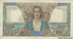 5000 Francs EMPIRE FRANÇAIS FRANCE  1945 F.47.34 pr.TTB
