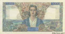 5000 Francs EMPIRE FRANÇAIS FRANCE  1945 F.47.37 TTB+