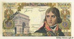 10000 Francs BONAPARTE FRANCE  1955 F.51.00 SUP+