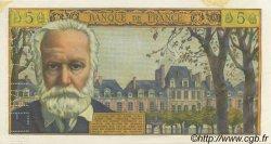 5 Nouveaux Francs VICTOR HUGO FRANCE  1959 F.56.00s1 SPL