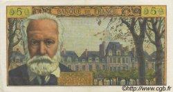 5 Nouveaux Francs VICTOR HUGO FRANCE  1961 F.56.08 pr.SUP