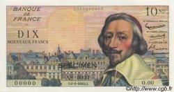 10 Nouveaux Francs RICHELIEU FRANCE  1959 F.57.00 SPL