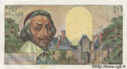 10 Nouveaux Francs RICHELIEU FRANCE  1959 F.57.01 SPL