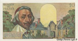 10 Nouveaux Francs RICHELIEU FRANCE  1961 F.57.13 SPL