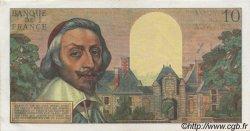 10 Nouveaux Francs RICHELIEU FRANCE  1963 F.57.22 SUP+