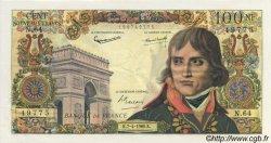 100 Nouveaux Francs BONAPARTE FRANCE  1960 F.59.06 SUP