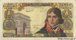 100 Nouveaux Francs BONAPARTE FRANCE  1962 F.59.15 TB