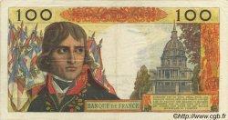 100 Nouveaux Francs BONAPARTE FRANCE  1962 F.59.16 TB+