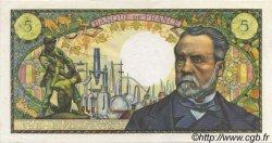 5 Francs PASTEUR FRANCE  1966 F.61.02 pr.NEUF